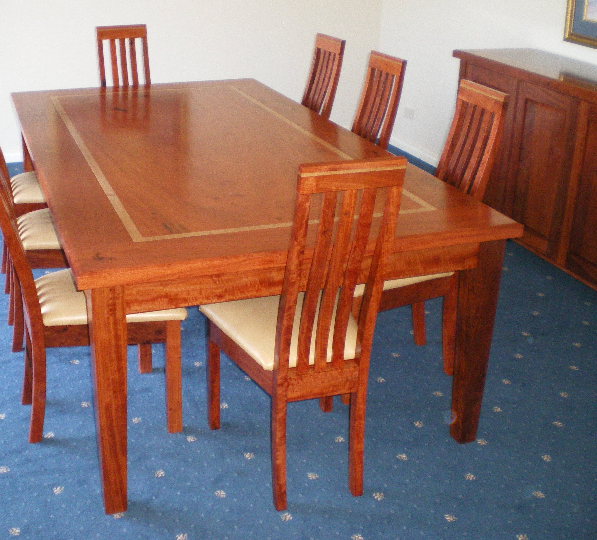 Red Jacket Dining Table
