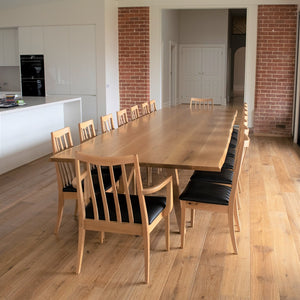 Yendon Dining Table Oak