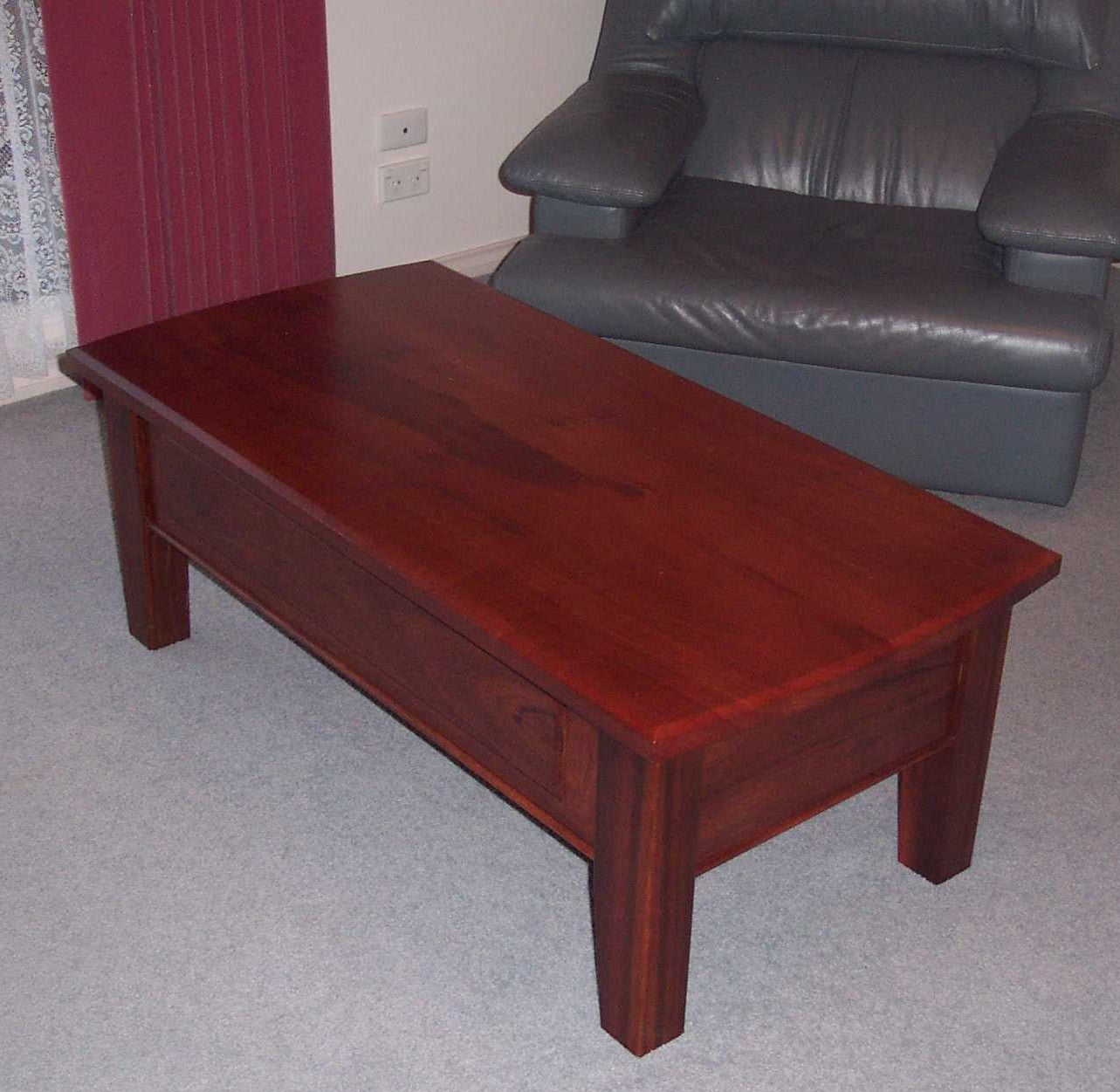 Raglan Coffee Table