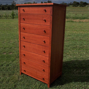 Raglan Tall Chest of drawers