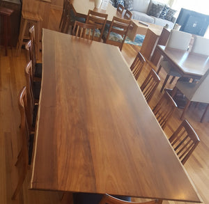 Yendon Dining Table Blackwood