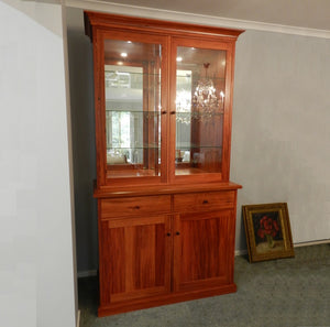 Red Jacket Display Unit