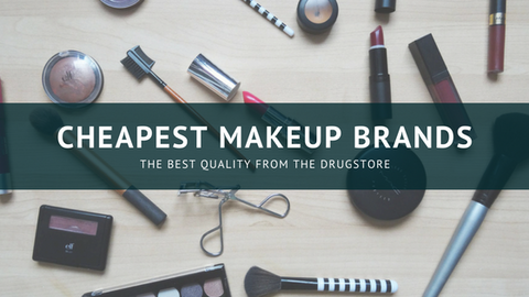 Good Drugstore Makeup Brands