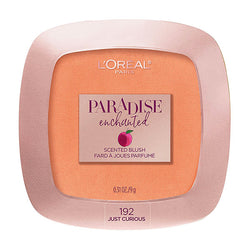 LOREAL Paradise Enchanted Scented Blush, 192 Just Curious