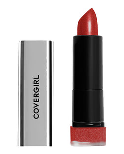 COVERGIRL Exhibitionist Metallic Lipstick, 525 Ready or Not