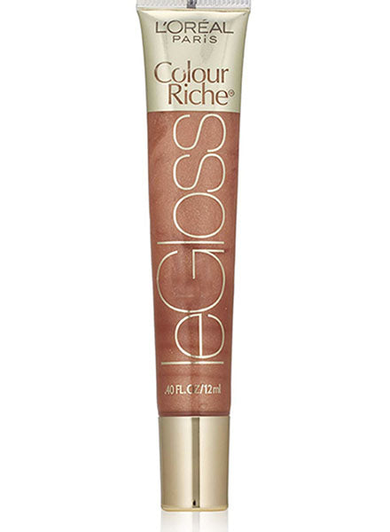 LOREAL Colour Riche Le Gloss Lip Gloss, 164 Nude Illusion