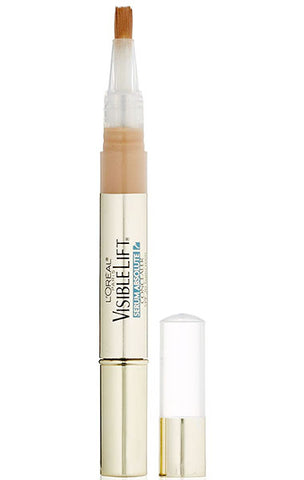LOREAL Visible Lift Serum Absolute Concealer, 124 Medium