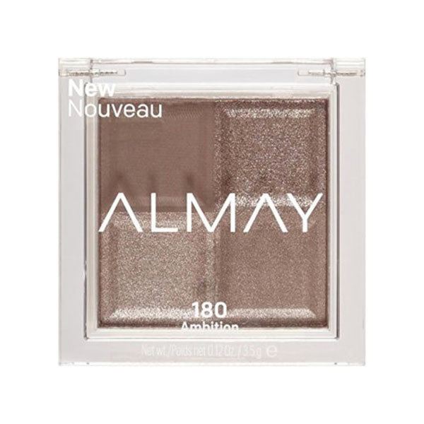 ALMAY Eyeshadow Quad, 180 Ambition