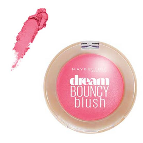 MAYBELLINE Dream Bouncy Blush, 10 Pink Frosting