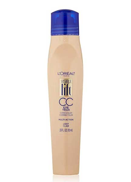 LOREAL Visible Lift CC Concealer, Light