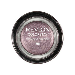 REVLON Colorstay Creme Eyeshadow, 740 Black Current
