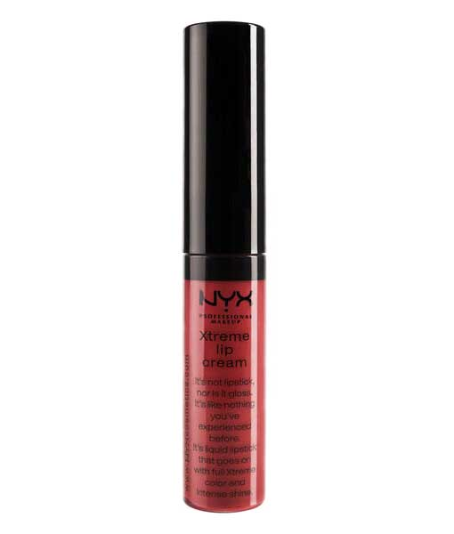 NYX Xtreme Lip Cream, XLC03 Spicy