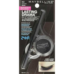 MAYBELLINE Lasting Drama Gel Waterproof Eyeliner, 952 Brown