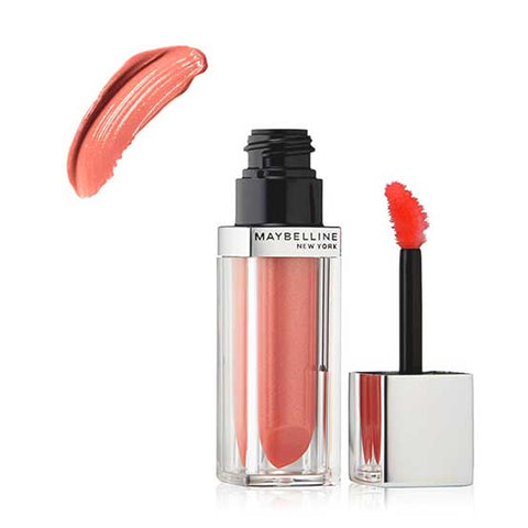 MAYBELLINE Color Sensational Elixir Lip Color, 520 Pearlescent Peach