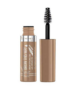 RIMMEL Brow This Way Lightweight Gel, 001 Blonde