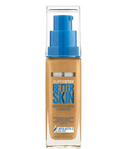 MAYBELLINE Superstay Better Skin Foundation, 85 Sun Beige
