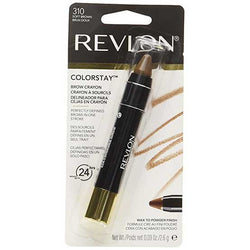 REVLON Colorstay Brow Crayon, 310 Soft Brown