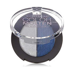 MAYBELLINE Color Molten Eyeshadow Duo, 304 Sapphire Mist