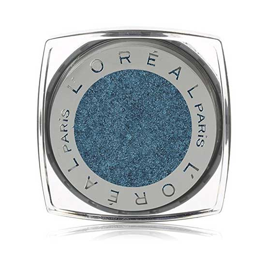 LOREAL 24 HR Infallible Eyeshadow, 760 Timeless Blue Spark