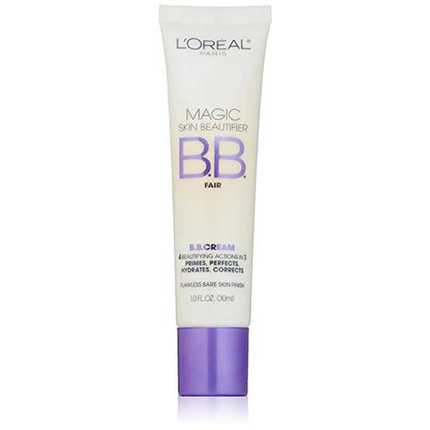 LOREAL Magic Skin Beautifier BB Cream, 810 Fair