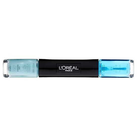 LOREAL Infallible Pro-Last 2-Step Nail Color, 917 Endless Sea