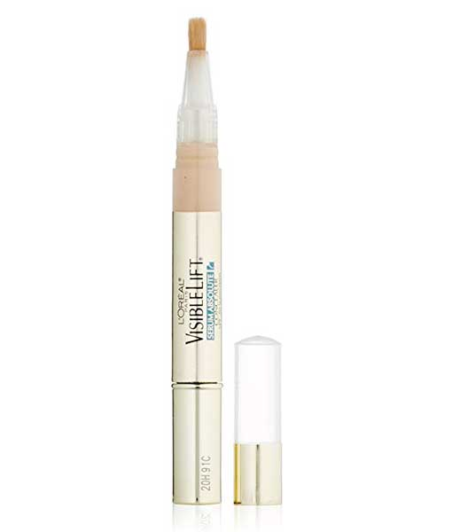 LOREAL Visible Lift Serum Absolute Concealer, 120 Fair