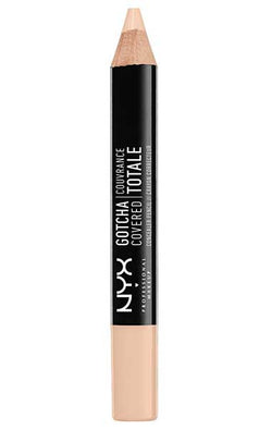 NYX Gotcha Covered Concealer Pencil, GCCP03 Light Ivory