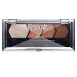 MAYBELLINE Eyestudio Eyeshadow Quad Palette, 70 Copper Chic
