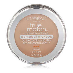 LOREAL True Match Super Blendable Compact Makeup, n2 Classic Ivory