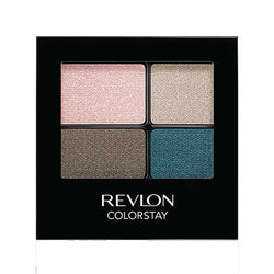 REVLON Colorstay Eyeshadow Quad, 526 Romantic