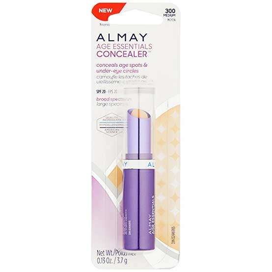 ALMAY Age Essentials Concealer, 300 Medium