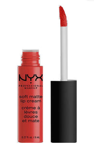 NYX Soft Matte Lip Cream, SMLC33 Manila