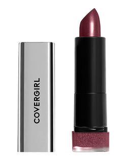 COVERGIRL Exhibitionist Metallic Lipstick, 535 Rendezvous