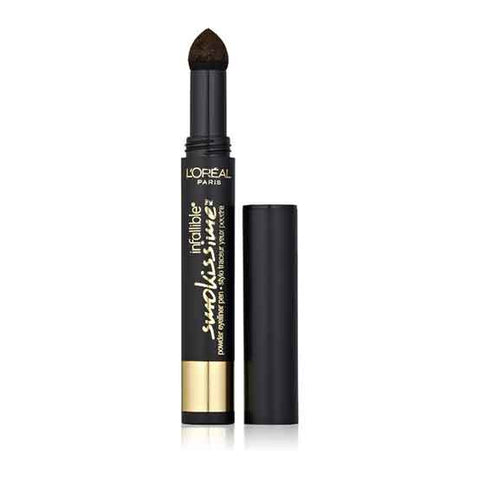 LOREAL Infallible Smokissime Powder Eyeliner Pen, 702 Brown Smoke