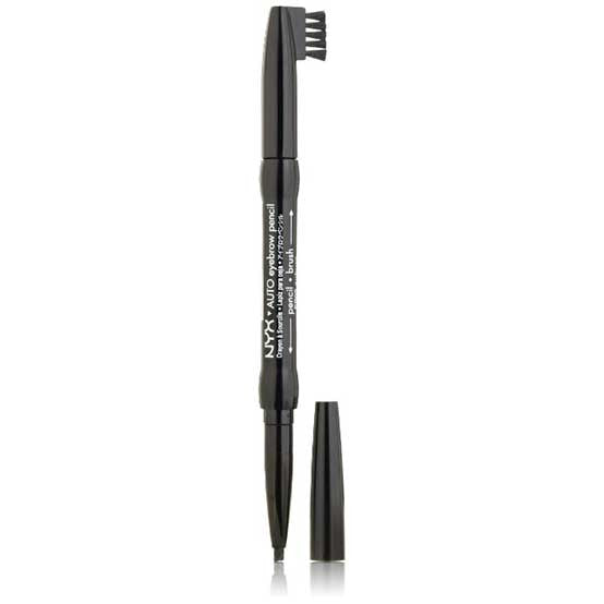 NYX Eyebrow Pencil, EP08 Black