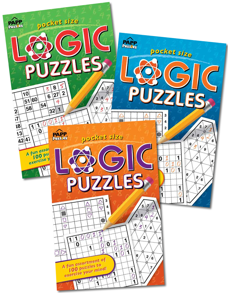 Pocket Size Logic Puzzles