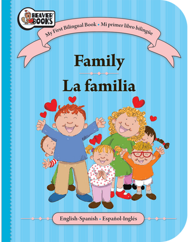 My First Bilingual: Family