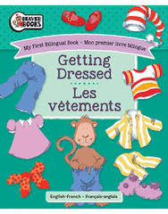 My First Bilingual: Getting Dressed