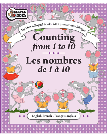 My First Bilingual: Counting from 1-10