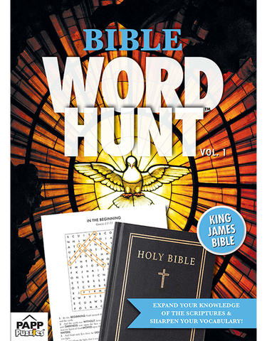 Bible Word Hunt™: Vol. 1
