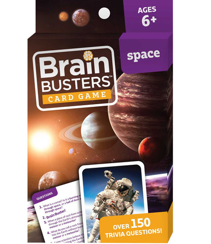 Brain Busters™ Card Game : Space