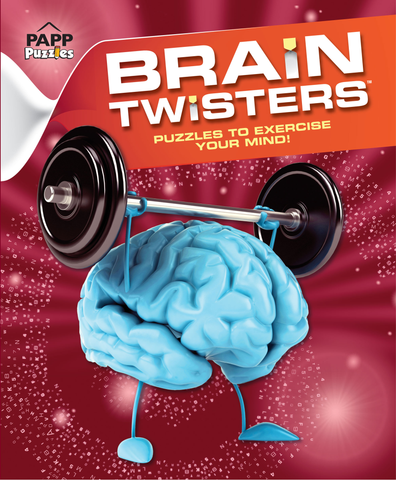 Brain Twisters: Volume 3
