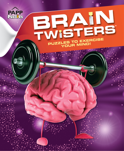 Brain Twisters: Volume 4