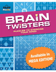Brain Twisters: Mega Edition