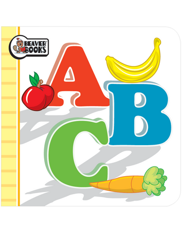Chunky Board Books: ABC