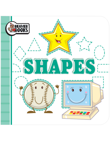 Chunky Board Books: Shapes