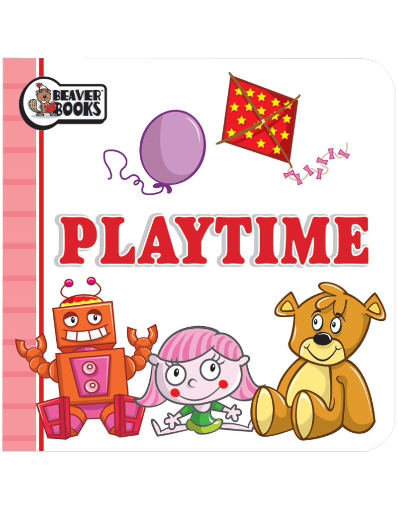 Chunky Board Books: Playtime