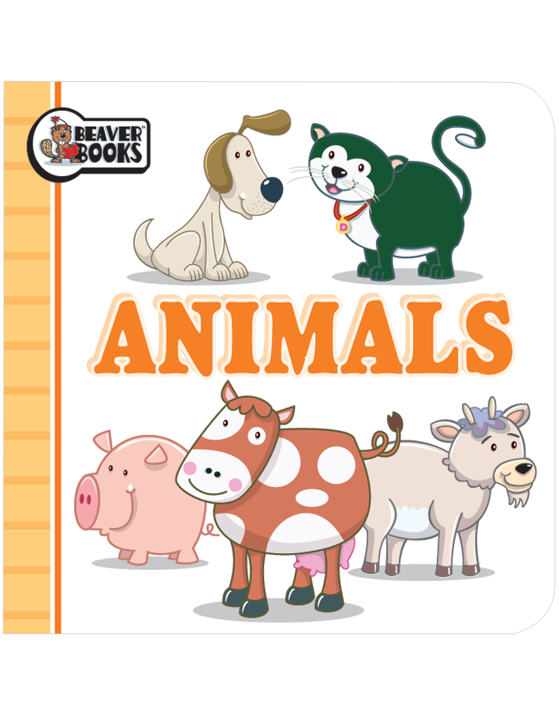 Chunky Board Books: Animals