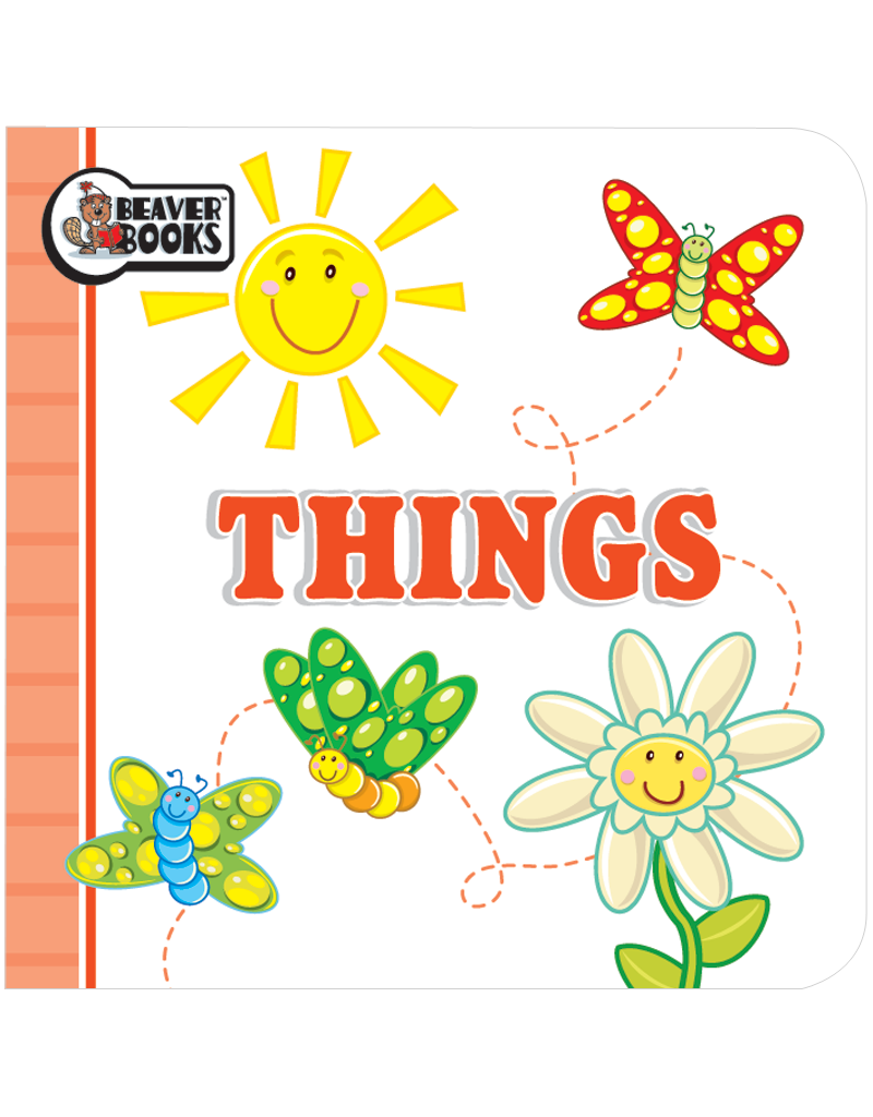 Chunky Board Books: Things