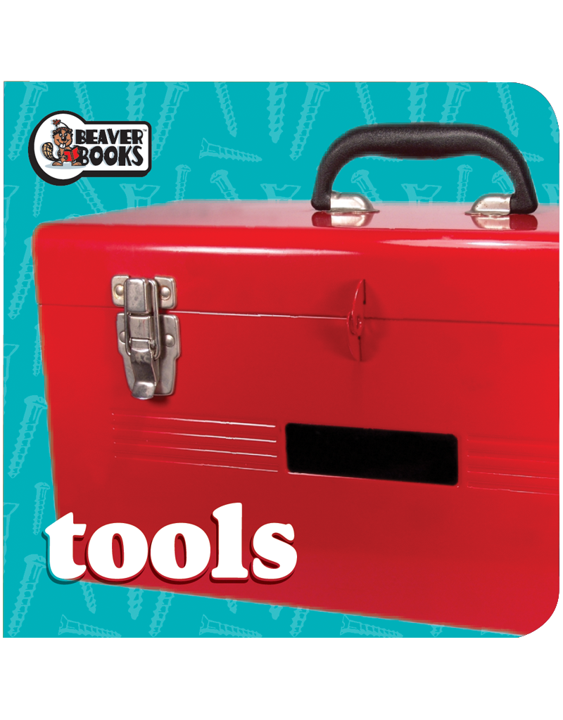 Chunky Board Books: Tools